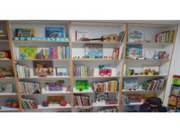 Sonia Pezzo: Biblioteca do Lourenzo.