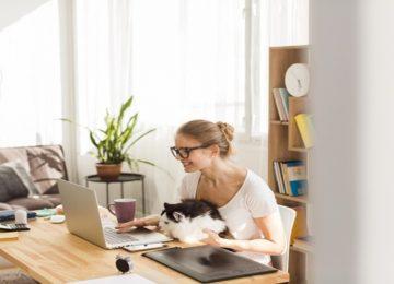 """Regina Pitoscia: Entenda mais sobre o home office, o """"novo normal""""."""