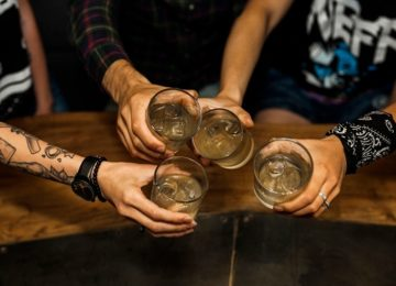 Jorge Lordello: Quando o álcool entra e o chato se apresenta.