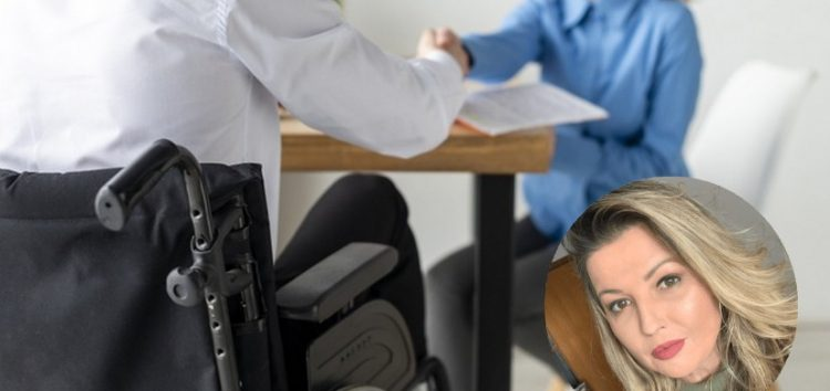 Milena Wydra: Os 25 principais Direitos das Pessoas Portadoras de Deficiência.