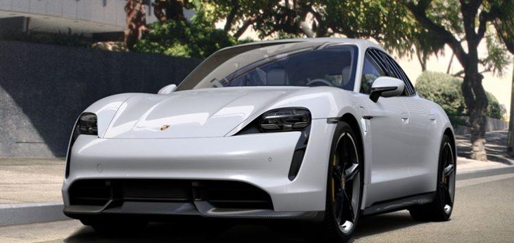 Fernando Calmon: Porsche Taycan Turbo S: Elétrico de tirar o fôlego.