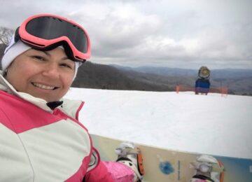 Marcia Sakumoto: Inverno no Japão!