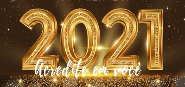 Sueli Oliveira: Acredite em você em 2021, aposte mais…