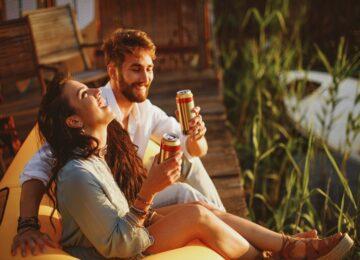 Iramaia Loiola: Querido Vinho em lata.