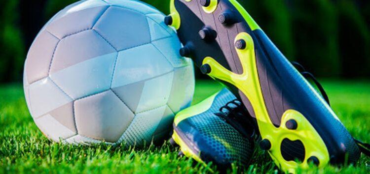 Paty Santos: Futebol sem descanso.
