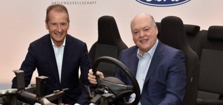 Fernando Calmon: Volkswagen deve produzir para Ford aqui.