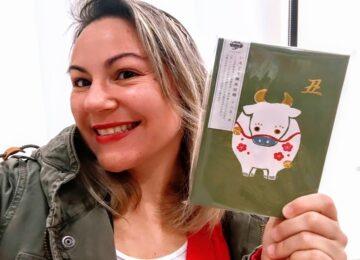 Marcia Sakumoto: 2021,  Ano do Boi no Japão.