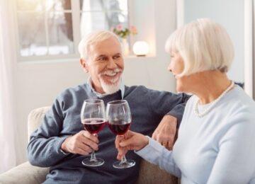 Iramaia Loiola: Querido Vinho na receita de longevidade.