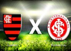 Paty Santos: É amanhã: Flamengo ou Internacional?