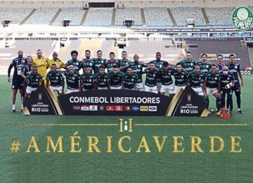 Paty Santos : A América é verde.