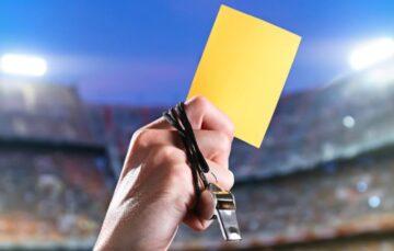 Paty Santos: Cartão amarelo para o futebol