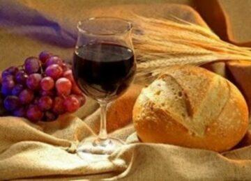 Iramaia Loiola: Páscoa – Pão e Vinho