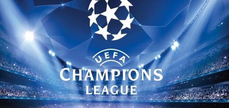 Paty Santos: Liga dos Campeões: semifinais, aí vamos nós.