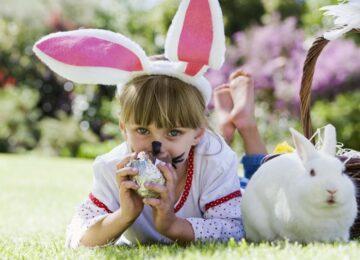 Lilian Schiavo: A Páscoa, o Coelho e os ovos