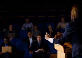 Lilian Schiavo: O dia em discursei na ONU.