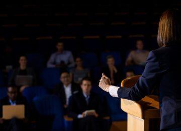 Lilian Schiavo: O dia em que discursei na ONU.