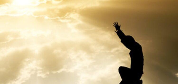 César Romão: Princípio da busca Divina