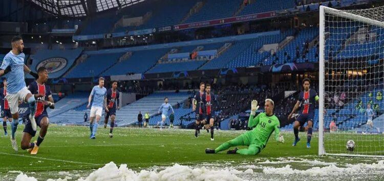 Paty Santos: A primeira vez do Manchester City